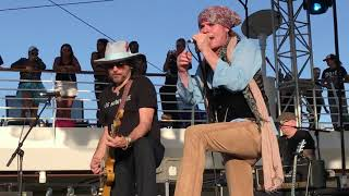 The quireboys-Mona Lisa smiled-monsters of rock cruise 2019