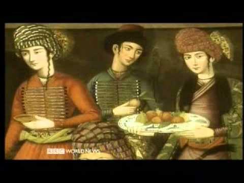 Taste of Iran 1 of 13  Esfahan  BBC Culture Documentary