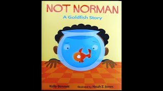 Not Norman, A Goldfish Story
