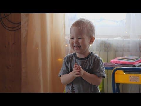 UTV. В Уфе двухлетний мальчик и его сестренка угасают от смертельной болезни