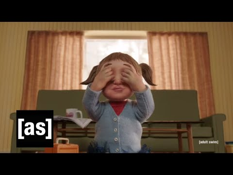 Peek-a-Boo Prodigy | The Shivering Truth | Adult Swim