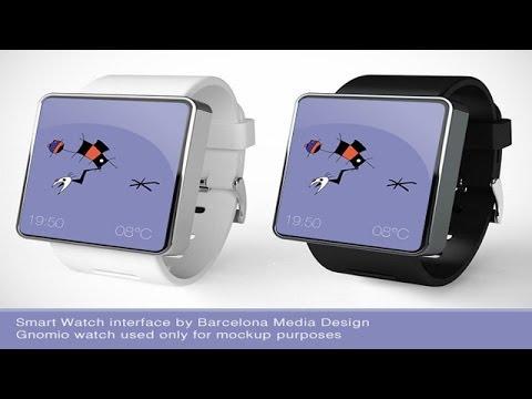Miro Smart Watch Interface By. Dragan Nikodijevic