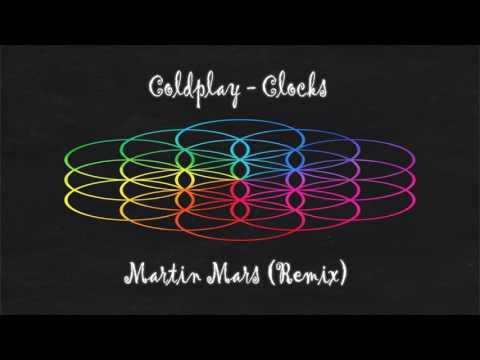 Coldplay - Clocks - (Martin Mars Remix)