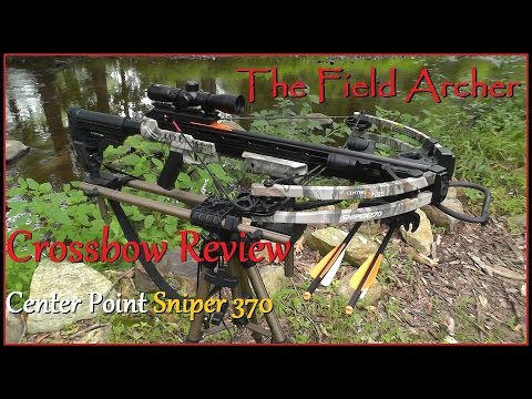 Archery Review: Center Point Sniper 370 Crossbow