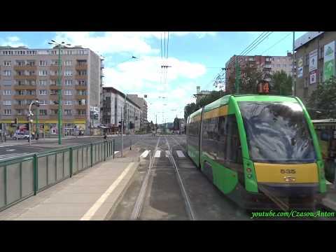 По Познани на старом трамвае / Po Poznaniu starym tramwajem
