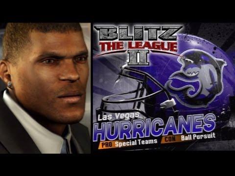 Blitz The League II Campaign - Part 1 - Debut of ...