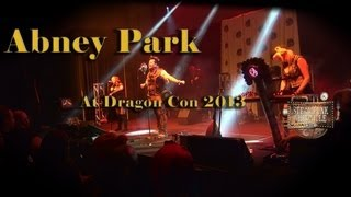Abney Park at Dragon Con 2013