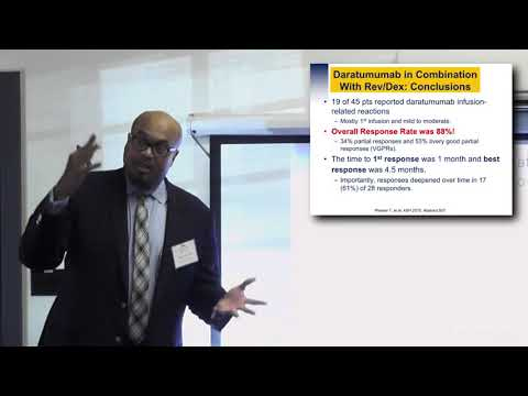 Dr. Craig Cole:  Targeted Therapies for Myeloma