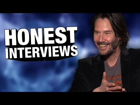 Thumbnail: Keanu Reeves Admits The Matrix is Real?! (Honest Interview)