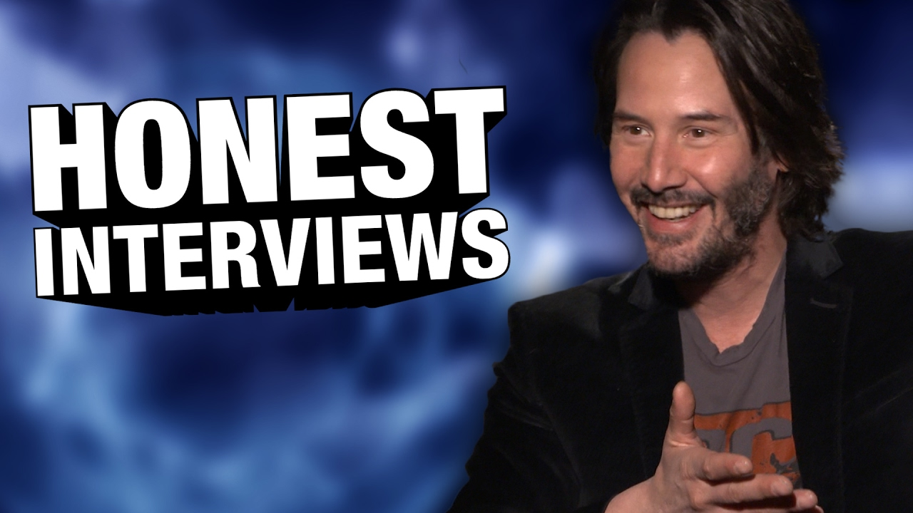 Keanu Reeves Admits The Matrix is Real?! (Honest Interview ...