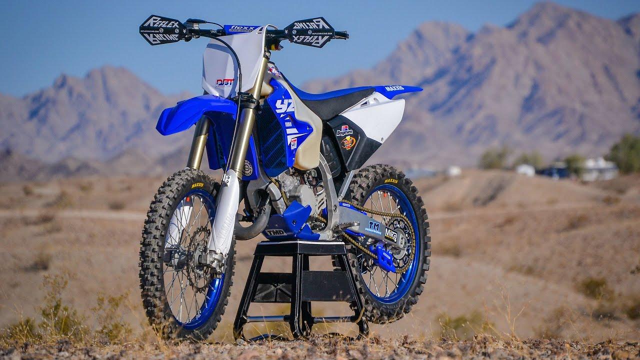 Building A YZ125X Off-Road Project Bike - Dirt Bike Test