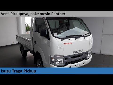 Isuzu Traga Pick-Up review - Indonesia
