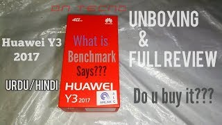 Huawei Y3 2017 Unboxing and Full Review. Do You buy it???