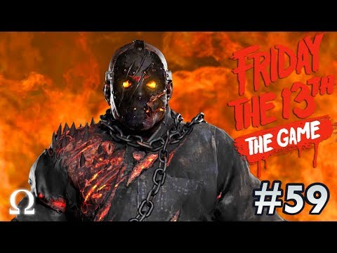 JASON IS BACK FOR MORE! | Friday the 13th The Game #59 Ft. Delirious, Kongphan, + More!