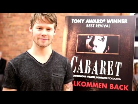 Cabaret Musical - National tour media day -The press preview. 01-08-2016