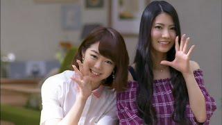 AKB48 レイクCM 峯岸みなみ 倉持明日香 → 北原里英 連続30秒Ver 倉持明日香 検索動画 22