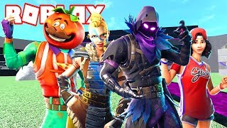 FORTNITE TYCOON ARRIVES ROBLOX!!! 🍅