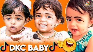 Tik Tok Fame Dkc Baby Interview | Baby Deekshika, Cutness Overloaded, Vadivelu Dialogues