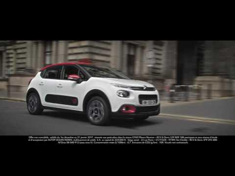 Découvrez Nouvelle Citroën C3 à partir de 199€/mois