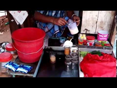 Bangladeshi tea stall