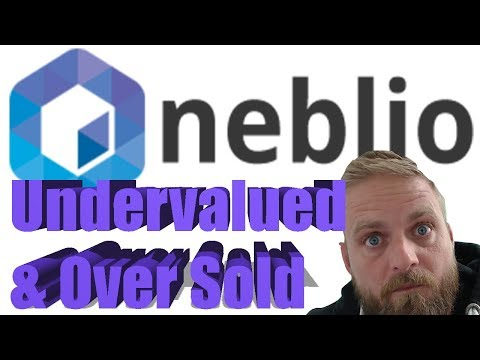🚀🌕 Neblio Undervalued and Oversold ?
