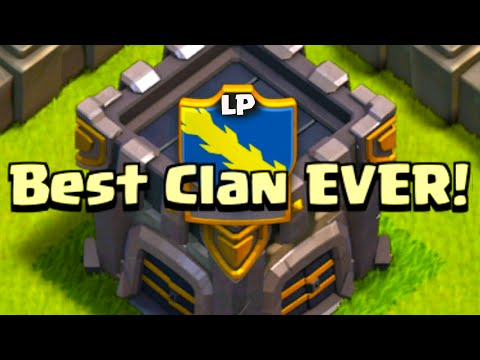 Clash of Clans ♦ Best Clan EVER?! ♦