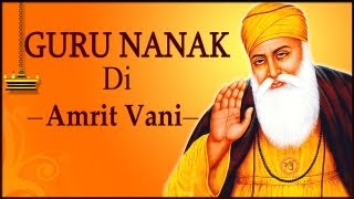 Guru Nanak Di Amrit Vani - Punjabi Devotional Bhakti Geet