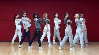 [TWICE - I CAN'T STOP ME] dance practice mirrored