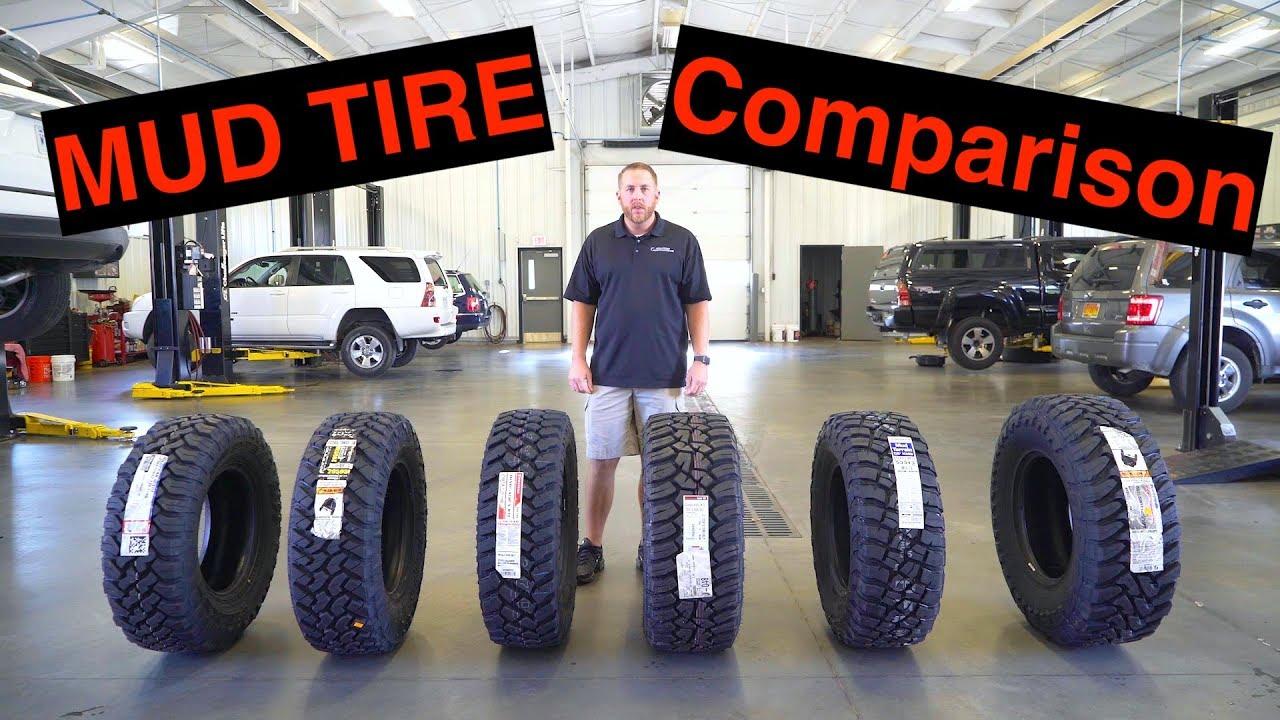 Best Mud Tires >> The Best Mud Tires Compared General Grabber X3 Bf Goodrich Km3 Plus Toyo Nitto Firestone Falken