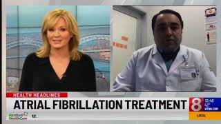 New High-Tech Treatments for Atrial Fibrillation