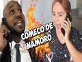 Começo de namoro pentecostal - ft. Fabiola Melo | Tô Solto
