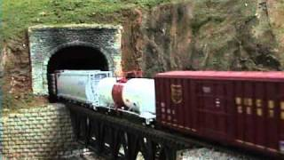 "Hudson Model RR Club ""Railfanning the Lehigh Division"""