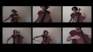 Childish Gambino Redbone - Performed by Celloman