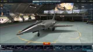 World of Warplanes On test les Tier 10 (le XF-90) FR