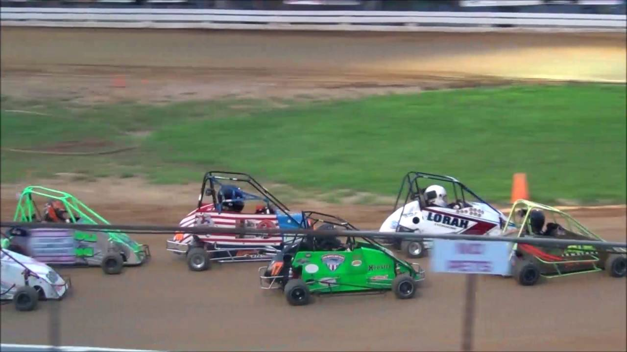 Blue mountain midget racers