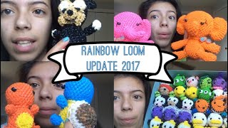 Rainbow Loom Collection 2017 | Emiline's Loomtique