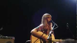 "LUCY ROSE ""Night Bus"" - live am 7.10.2012 in der Brotfabrik, Frankfurt"