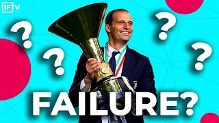WAS ALLEGRI A FAILURE AT JUVE?! | Serie A podcast #71
