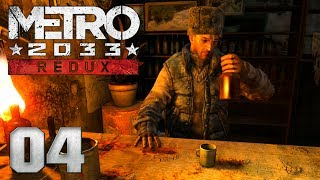 🔥 METRO 2033 REDUX [004] [Schulden hat man besser beim Teufel] Let's Play Gameplay Deutsch German thumbnail