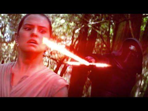 Star Wars The Force Awakens International Trailer #1