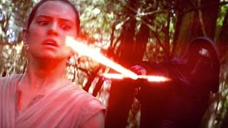 Star Wars The Force Awakens International Trailer #1