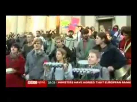 Petros Fassoulas (European Movement) on BBC (12.02.2012)