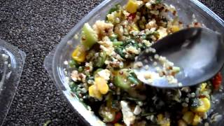 Review Loblaw Superstore Roasted Corn And Pepper Quinoa Salad Gluten Free [goosefoot Chenopodium]