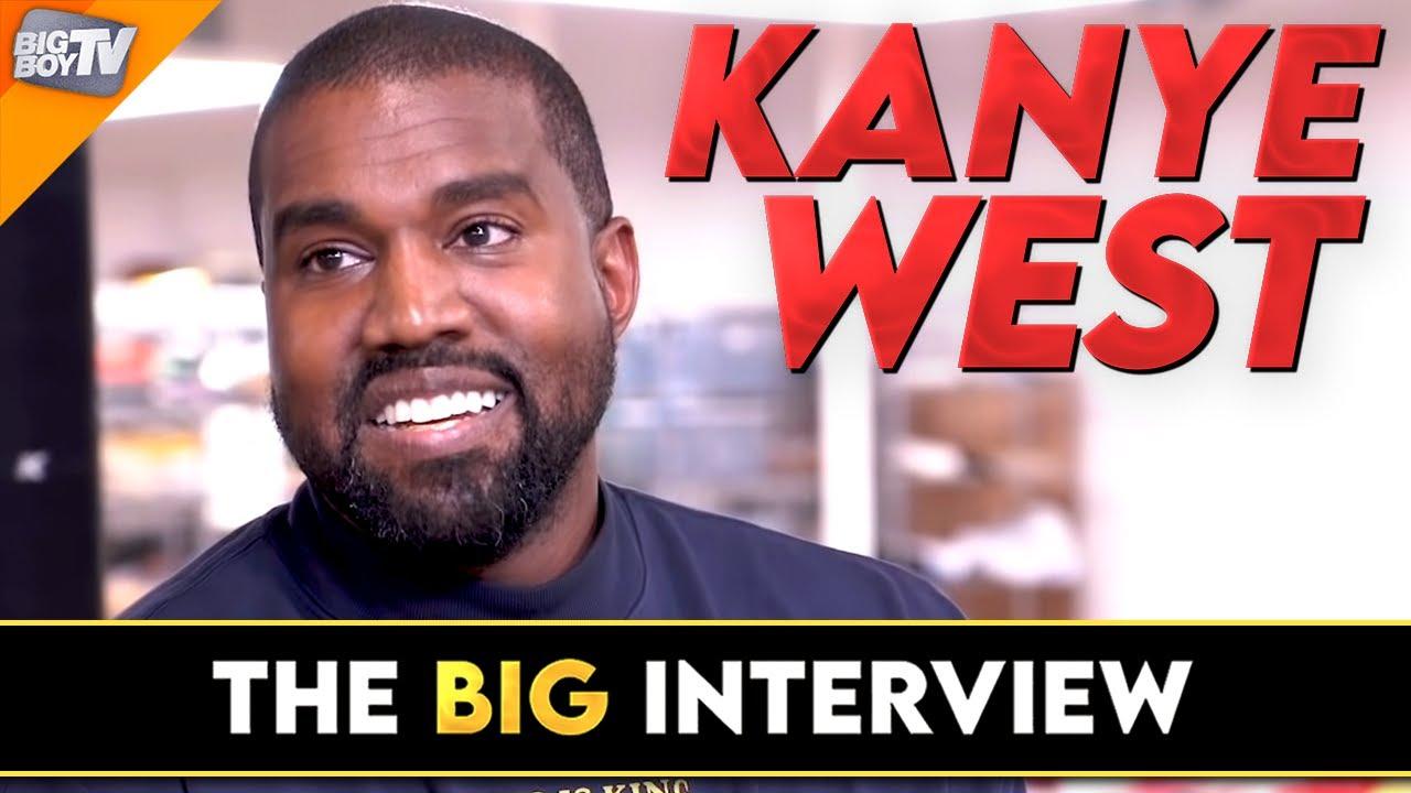 Download Kanye West on 'Jesus is King', Being Canceled, Finding God + A Lot More