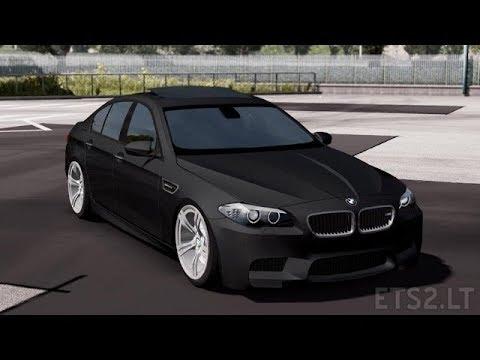 CU BMW-UL M5 LA TARGU MURES
