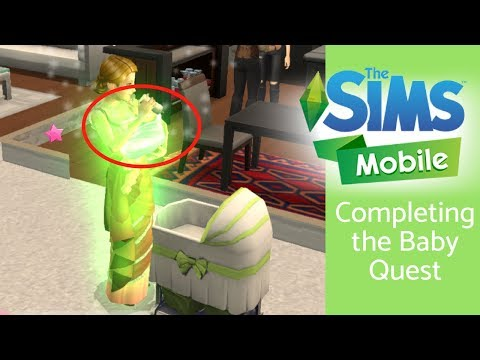 baby-quest-walkthrough-in-the-sims-mobile-|-the-mobile-gamer