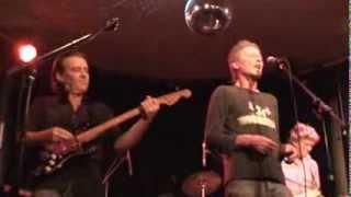 Johnny Panic in Berlage Eindhoven oktober 2013