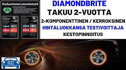 Auton testivoittaja kestopinnoitus | 2-kerroksinen Diamondbrite