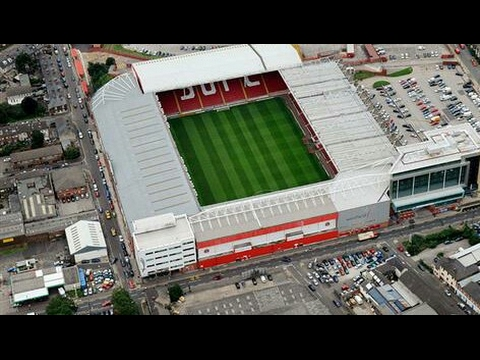 Bolton Wanderers Blog (Bramall Lane, Sheffield United)