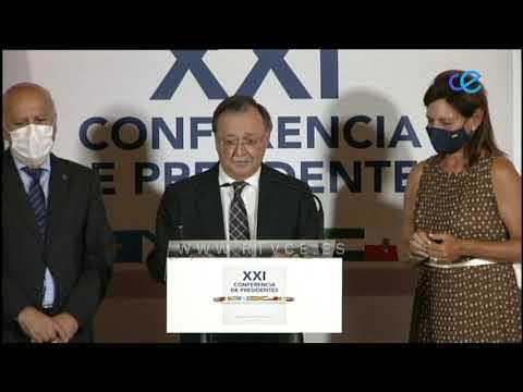 El Rey ha dicho a Vivas que visitará Ceuta pero sin especificar fecha